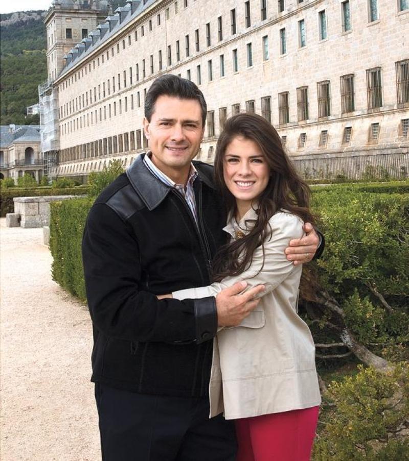 Enrique y Paulina Peña