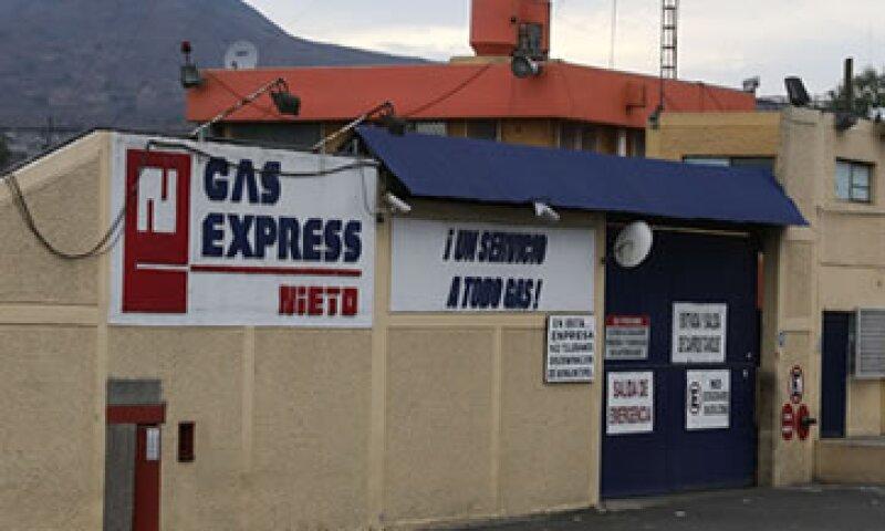 Gas Express Nieto podría ser multada con hasta 600,000 salarios mínimos. (Foto: Cuartoscuro )
