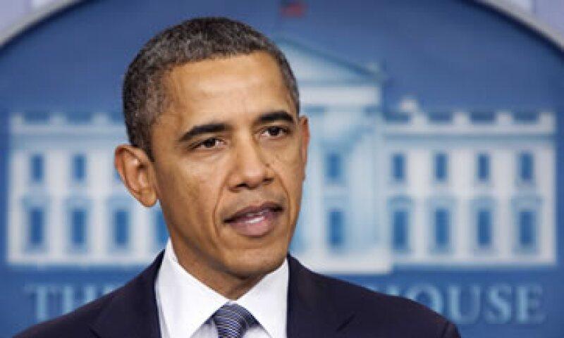 El presidente Barack Obama reiteró su llamado al Congreso para que apruebe la Ley de Trabajos Estadounidenses. (Foto: Reuters)