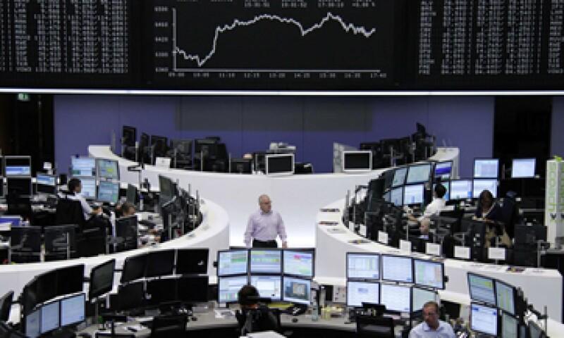 El índice paneuropeo cerró a 1,040.79 puntos. (Foto: Reuters)