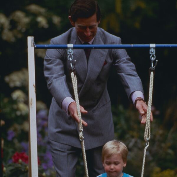 British Royals at Kensington Palace, London, Britain - Jun 1984