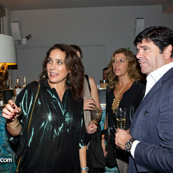 Sofía Partida,Paula Matosgil y José Duarte