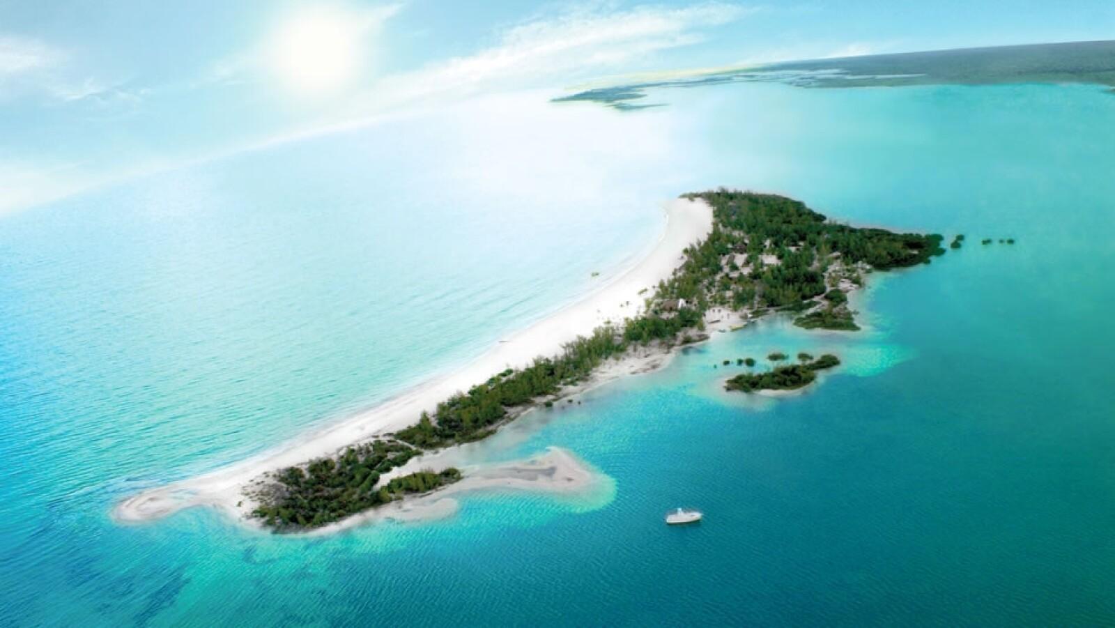isla de la pasión O