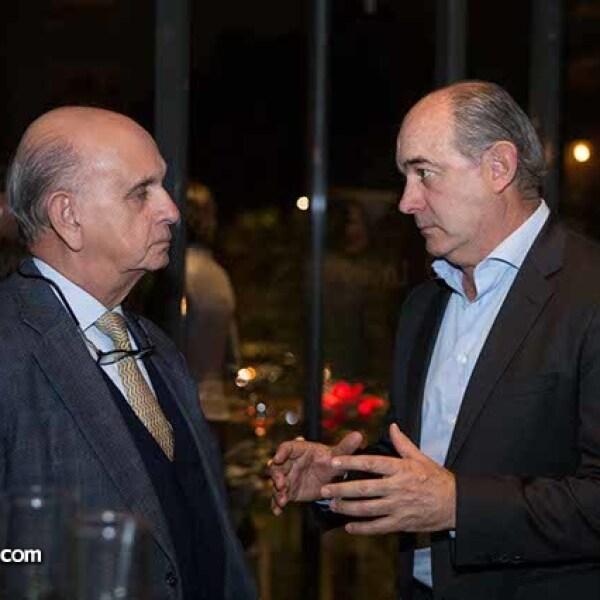 Felipe Sánchez y Manuel Gutiérrez