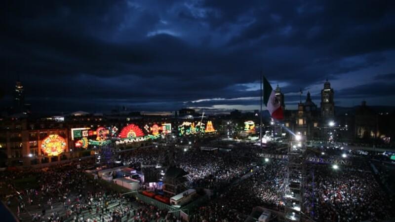 Zocalo Bicentenario