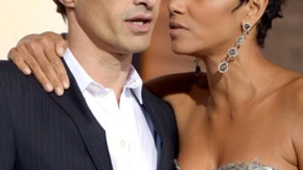 Gabriel Aubry fue arrestado tras la pelea que protagonizó junto con la actual pareja de la actriz y donde ambos terminaron en el hospital.