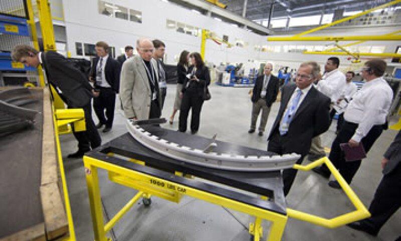 Siemens diseñará la nueva generación de la línea de productos de bajo voltaje en su centro de Monterrey, Nuevo León. (Foto: AP)