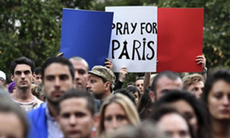 La comunidad internacional dio apoyo a Francia con manifestaciones y mensajes diplomáticos (Foto: EFE/Archivo)