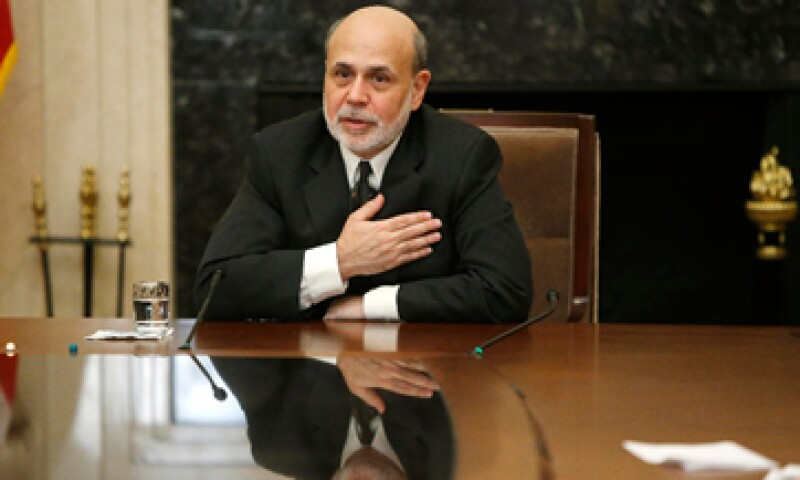 Bernanke dijo que la economía logró importantes progresos pero aún lejos de la meta deseada.(Foto: Reuters)
