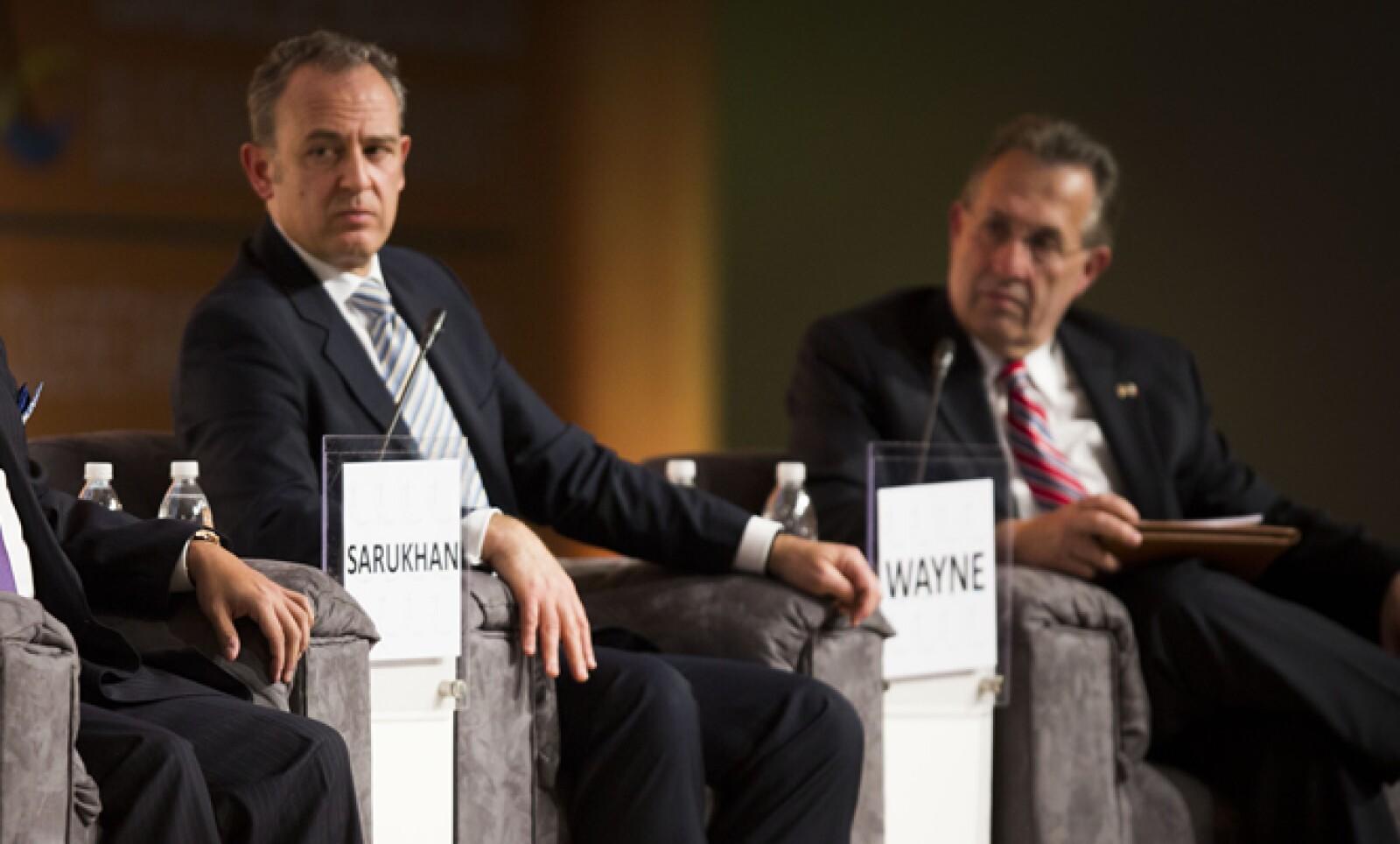 El embajador de México en EU y el de la Unión Americana en nuestro país hablaron sobre las posibilidades de una reforma migratoria.