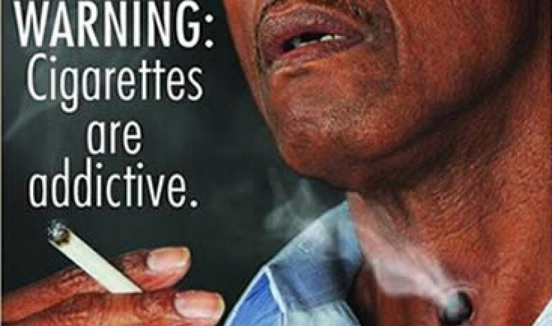 Las imágenes deberán imprimirse en las cajetillas, como un intento para evitar que los niños fumen, según el Departamento de Salud. (Foto: Reuters)