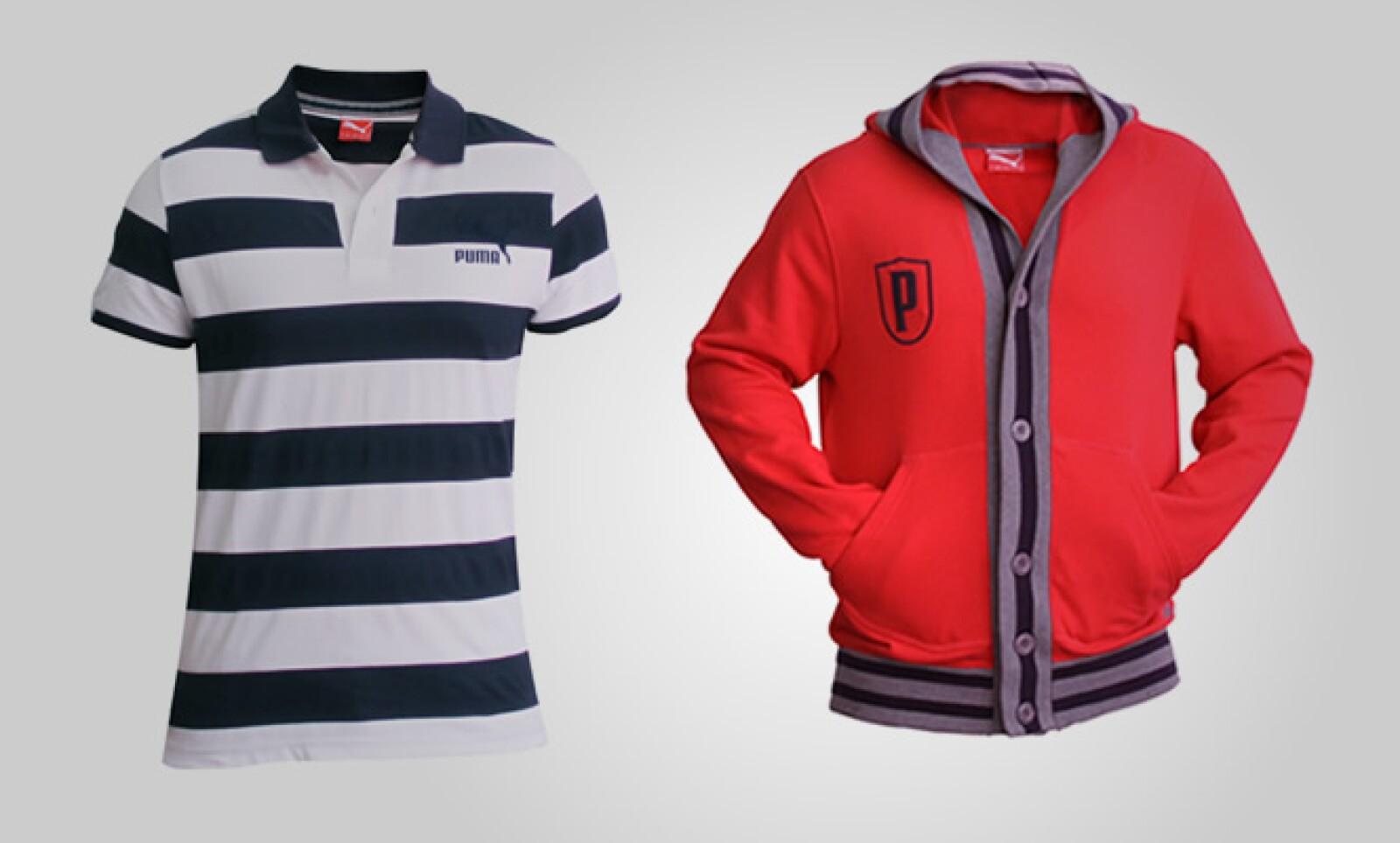 La marca deportiva Puma presentó parte de su colección para la temporada primavera/verano, en la que predominan colores claros y materiales como el algodón.