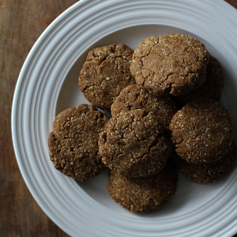 Las galletas de jengibre no pueden faltar en la mesa en Navidad. Esta receta gluten free será tu mejor opción.