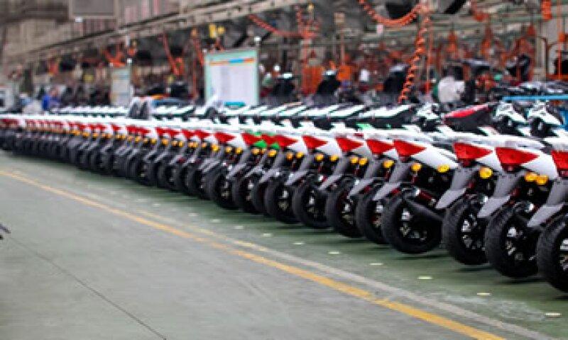 El mercado de motocicletas tiene un valor de alrededor 100 mdd en México y se estima que crezca a un ritmo promedio de 20% en los siguientes años. (Foto: Cortesía de Windsor)