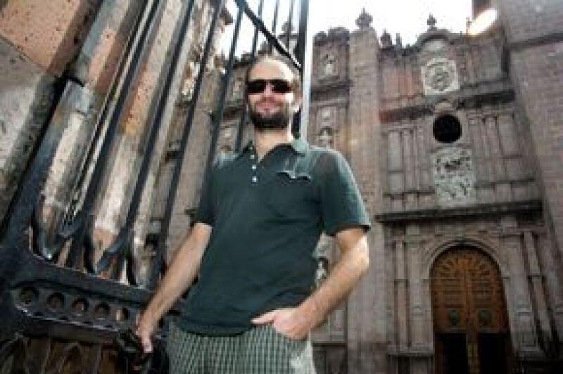 El director mexicano dijo que ya tiene casi todo listo para la filmación, aunque aún está negociando asuntos de presupuesto.