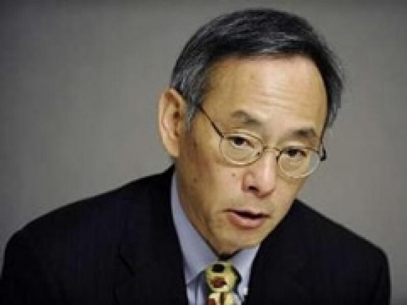 El científico ganador del Premio Nobel, Steven Chu, habló sobre el cambio climático en la Universidad de Harvard. (Foto: Reuters)