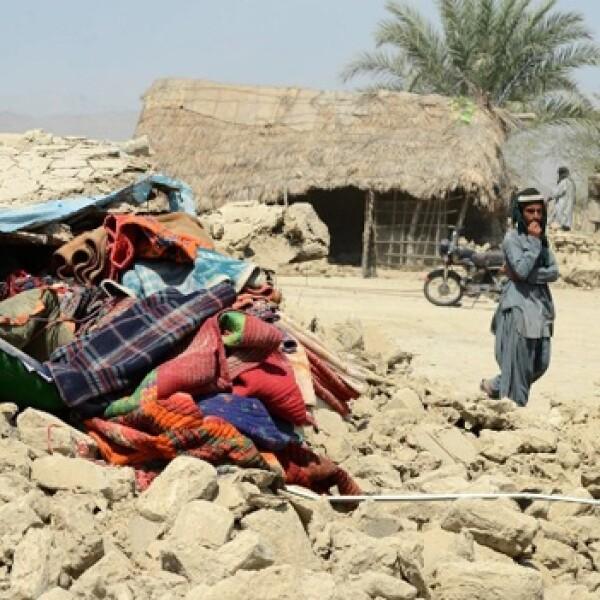 sismo en pakistan