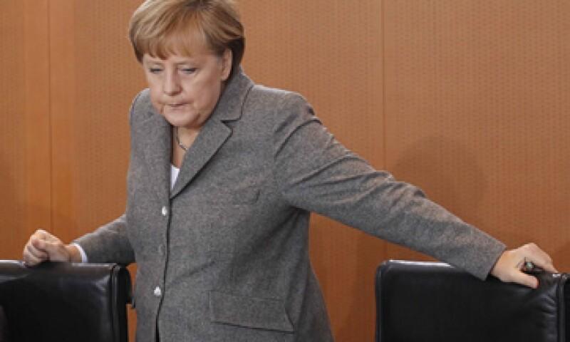 La canciller germana sostuvo que la comunidad política no sobrevivirá si no es capaz de cambiar. (Foto: Reuters)