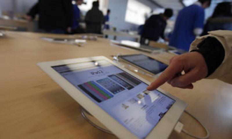 Proview insiste en que posee los derechos de la marca iPad en la parte continental de China.  (Foto: Reuters)