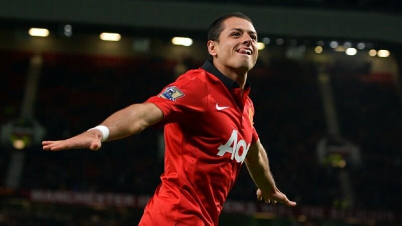 javier hernandez chicharito futbol manchester united