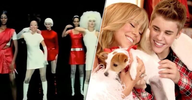 Mariah y Justin
