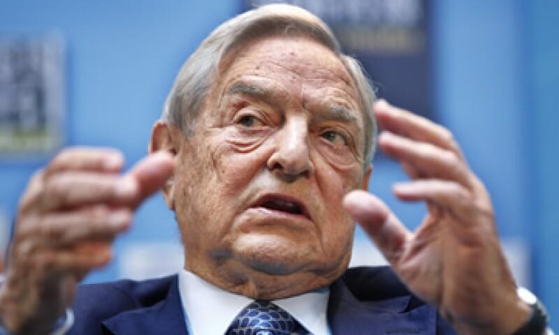 George Soros afirmó que en vez de mejorar, la situación europea sigue empeorando. (Foto: AP)