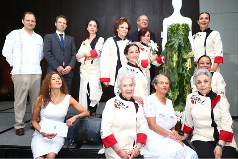 Wine & Food Festival nombró en éste, su cuarto año, a 10 Divas de la cocina mexicana como las mejores chefs.