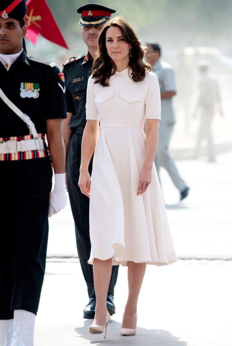 Kate Middleton estuvo en medio del escándalo debido a una publicación alemana.