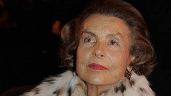 Liliane Bettencour fue hija del fundador de L'Oréal.