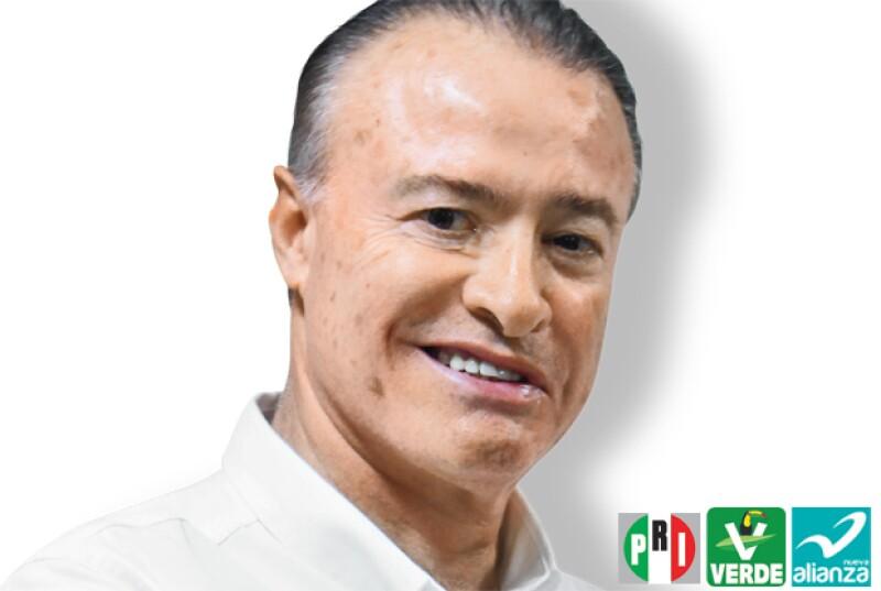 Quirino Ordaz Coppel.
