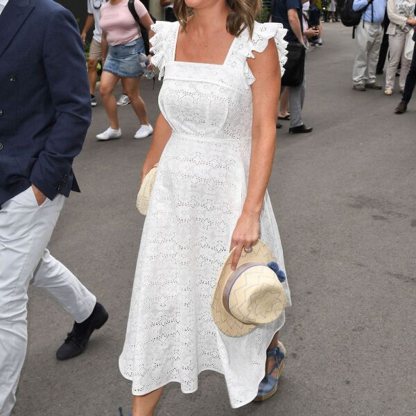 Wimbledon Tennis Championships, Day 4, The All England Lawn Tennis and Croquet Club, London, UK - 05 Jul 2018