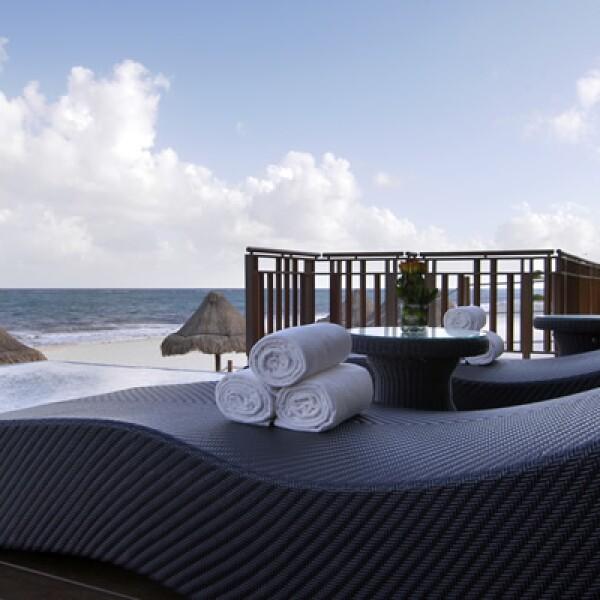 En este lugar se ubica un desarrollo único compuesto por cuatro hoteles de lujo, cada uno de los cuales cuenta con una extensa variedad de experiencias culinarias y de spa.