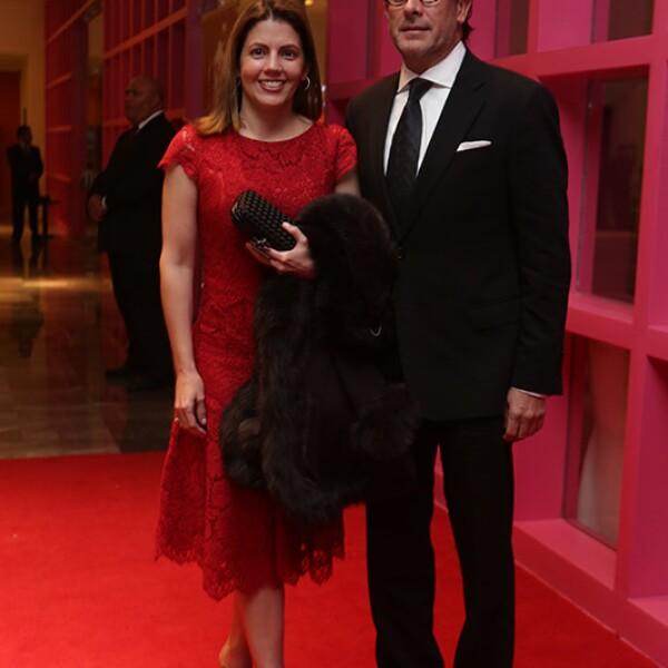 Ileana Carbajal y Héctor Carbajal