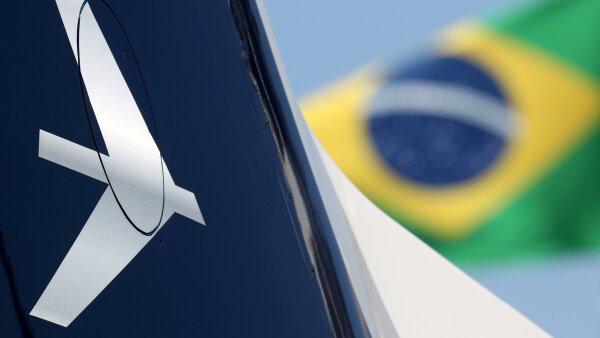 Embraer Boeing Brasil sociedad