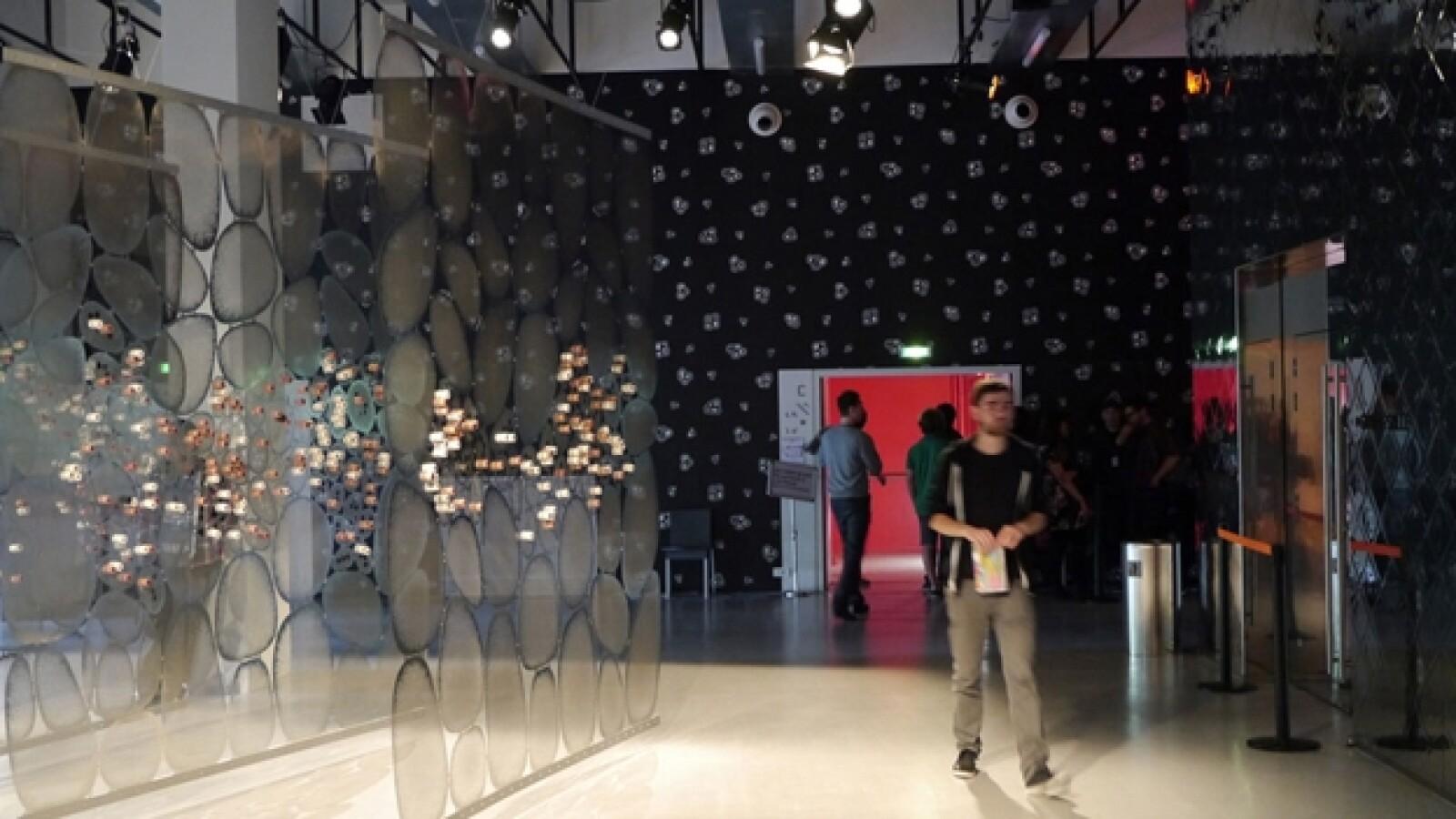 taller videojuegos Gaîté Lyrique Gallery Paris