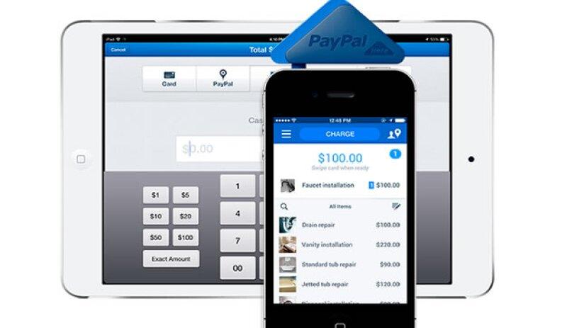 Ingresar a la plataforma de pagos de Paypal como empresa no tiene costo. (Foto: Cortesía PayPal)