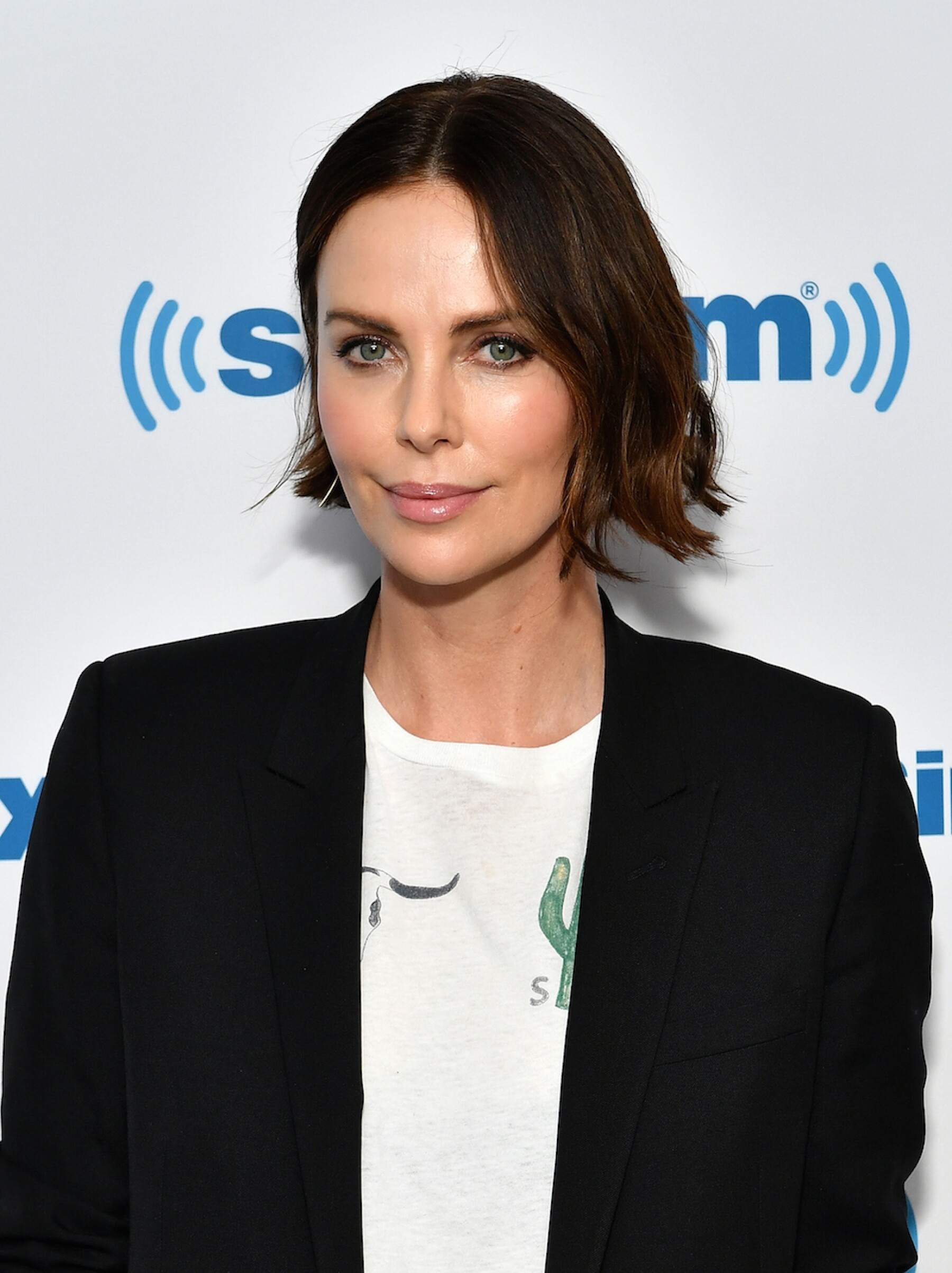 Celebrities Visit SiriusXM - April 29, 2019