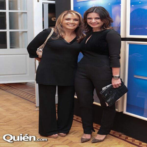 Rosaura Henkel, Mónica Quintero