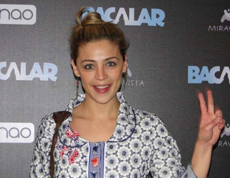 Ilse Salas estará en una obra de teatro de la UNAM.