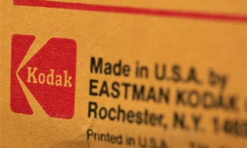 Apenas el 30 de septiembre, los papeles de Kodak se derrumbaron 53% ante rumores de una bancarrota. (Foto: AP)