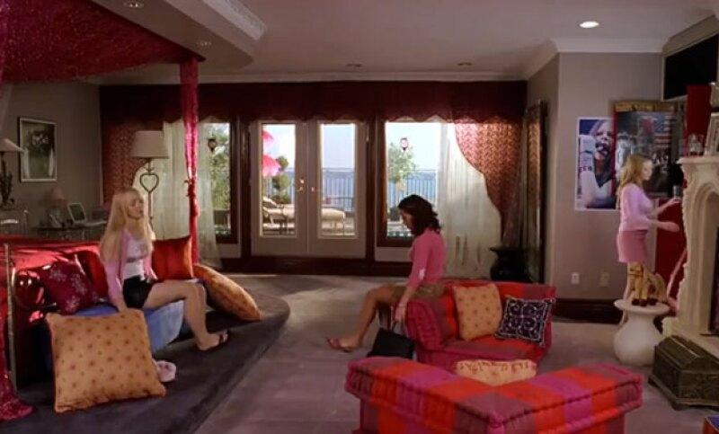 El cuarto de Regina no está incluído en la casa.