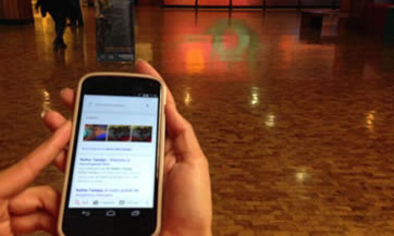 Google Now registra los lugares más concurridos por el usuario. (Foto: Esmeralda Vázquez/CNNExpansión)