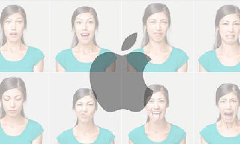 Apple no indicó cuánto pagó por Emotient. (Foto: Apple)