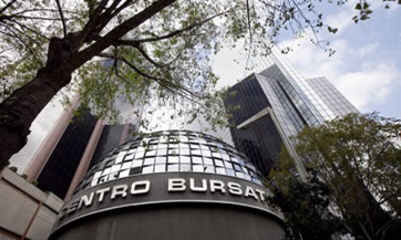 La Bolsa mexicana registra pocas operaciones por el feriado en Estados Unidos.  (Foto: Getty Images)