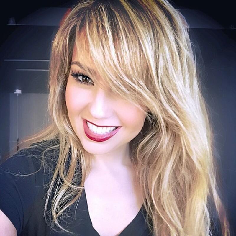 La cantante dio su punto de vista sobre la situación en México en una entrevista.