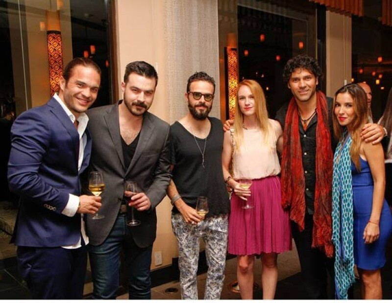 Personalidades como Maggie Gyllenhaal, Peter Sarsgaard, Ludwika Paleta, Emiliano Salinas, Chema Torres, ente otros se dieron cita en Cancún para dar inicio al festival de cine.