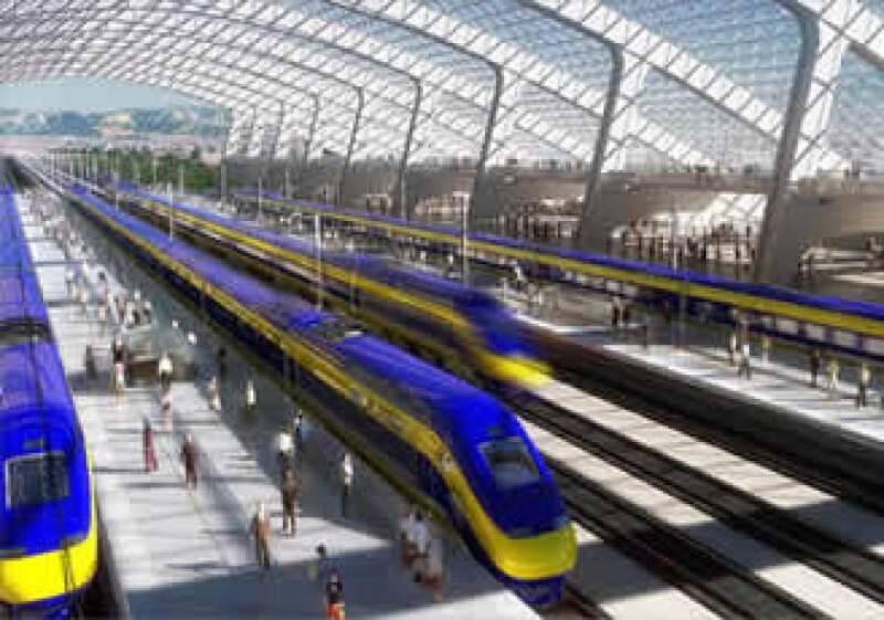 De concretarse, el tren bala viajaría a una velocidad mayor a 350 kilómetros por hora. (Foto: CNNMoney)