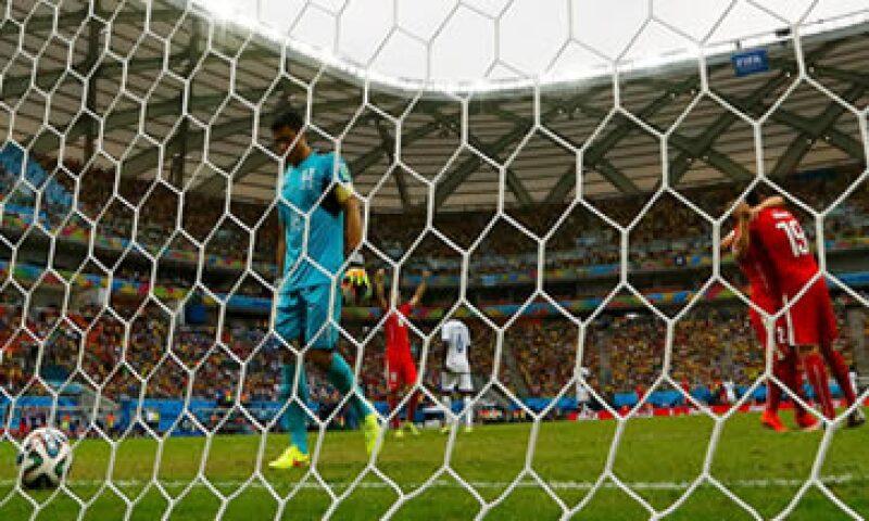 Goldman basó sus predicciones de varios grupos en  la reputación del futbol europeo.  (Foto: Reuters)