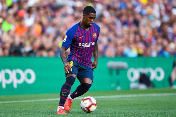 FC Barcelona Malcolm 21 años