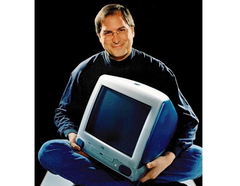 Steve fue un genio imparable.